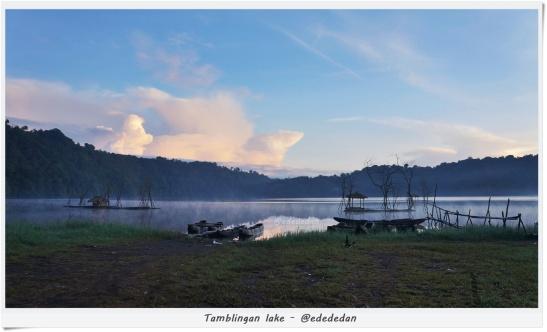 tamblingan lake bali