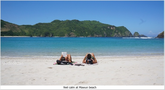 beach south lombok mawun 1
