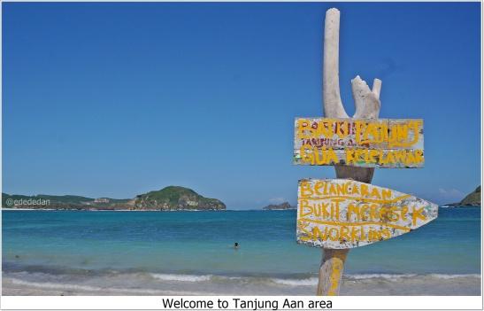 beach south lombok tanjung aan 1