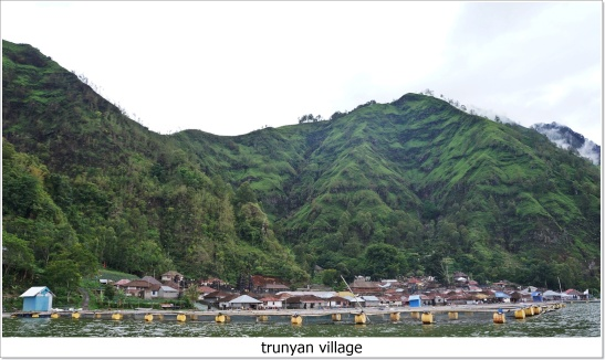 Trunyan village