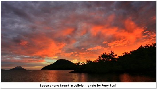 Bobanehena Beach ferry