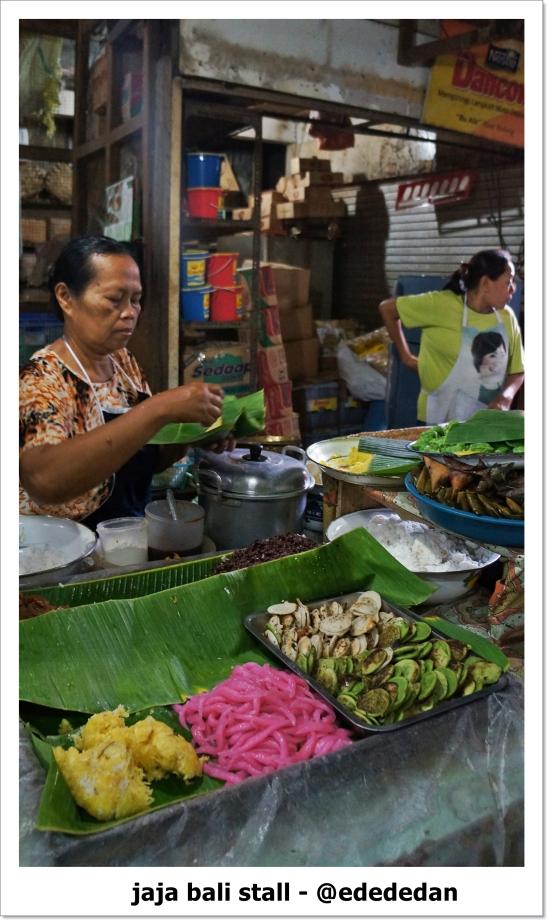 balinese foods jaja bali