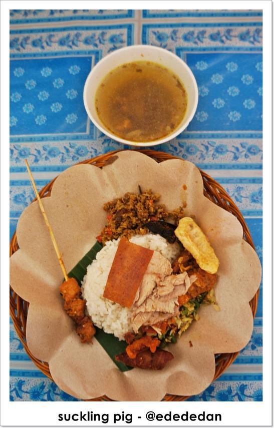 balinese foods suckling pig