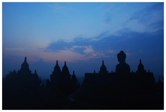 edededan Sunrise Borobudur 2