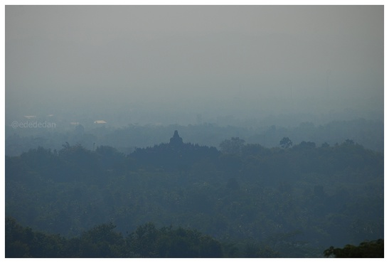 edededan Sunrise Borobudur 5