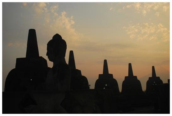 edededan Sunrise Borobudur 6