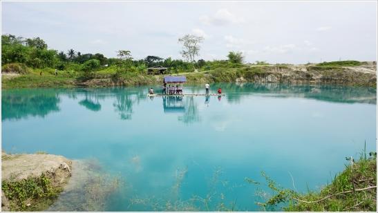 danau biru edededan 2