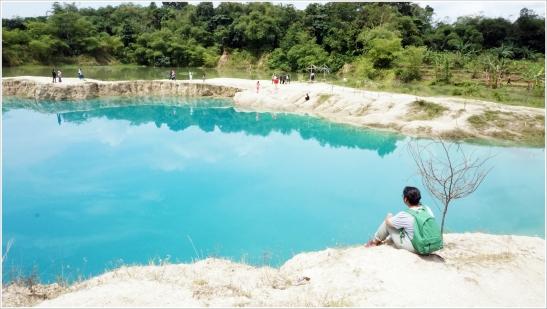 danau biru edededan 7
