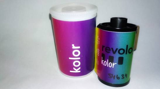 Revolog Kolor 35mm film